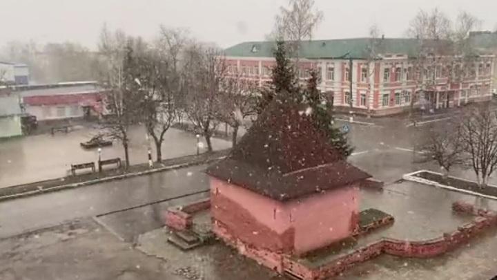 Синоптики предупреждают о резком похолодании в Сибири