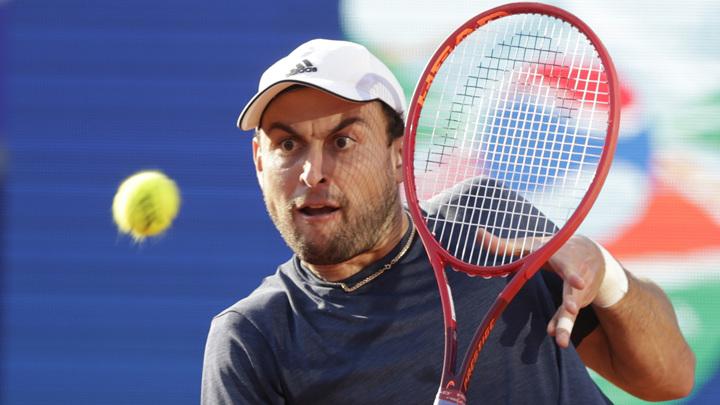 Аслан Карацев завершил выступления на US Open