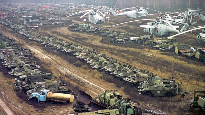 35 лет Чернобыльской катастрофе: участники событий о ликвидации аварии