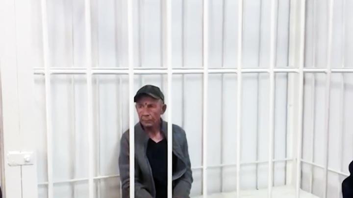 Обвиняемый в убийстве главы забайкальского ФСИН заключен под стражу