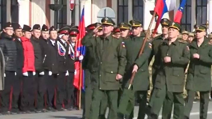 В Параде Победы в Йошкар-Оле примут участие почти две тысячи человек