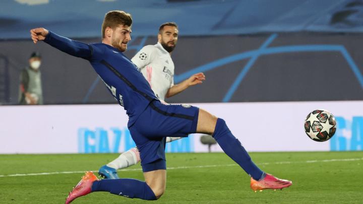 """Первый тайм матча """"Реал"""" – """"Челси"""" получился результативным"""
