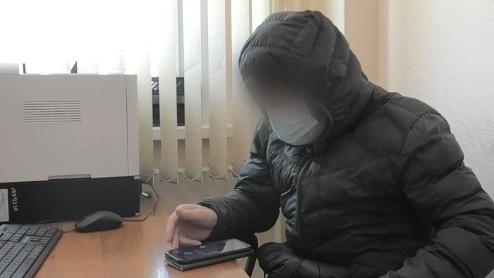 Мошенник показал полицейским мастер-класс по телефонному обману. Видео