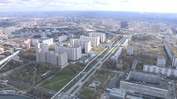 Москва заняла пятое место в мировом рейтинге роста цен на жилье