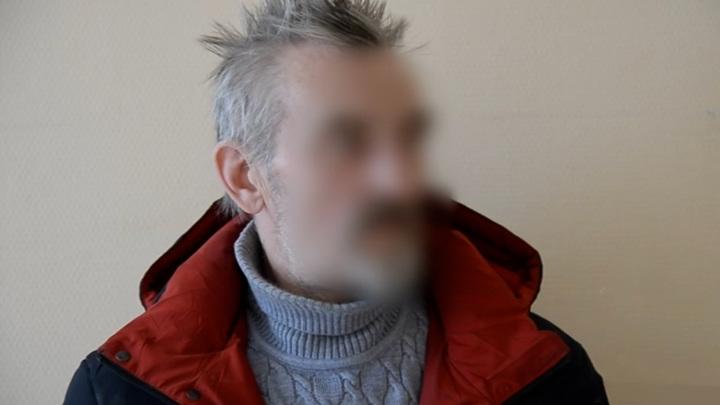 В Перми задержали мужчину, который устроил поножовщину возле школы