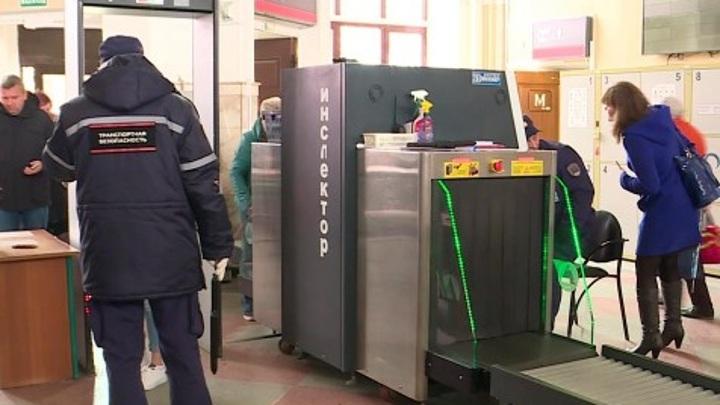 В Калуге работу вокзала остановили из-за подозрительного пакета