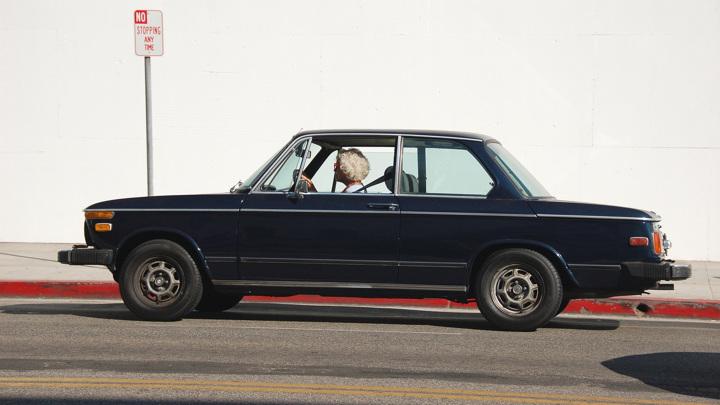 Стиль вождения выдаёт начало деменции