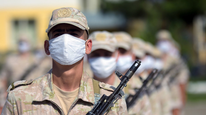 МИД РФ: ситуация на таджикско-киргизской границе напряженная, но стабильная