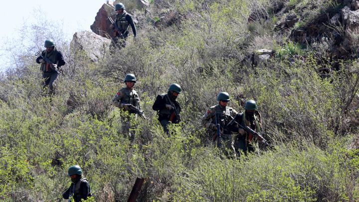 На границе Таджикистана и Киргизии вновь звучат выстрелы