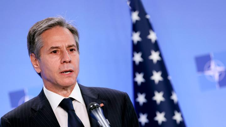 """Блинкен намерен провести переговоры с Германией против """"Северного потока – 2"""""""