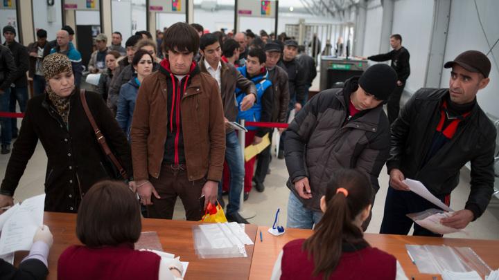 Для мигрантов введут новый удостоверяющий документ