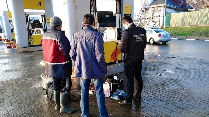 На автозаправке в Тульской области один орловчанин зарезал другого
