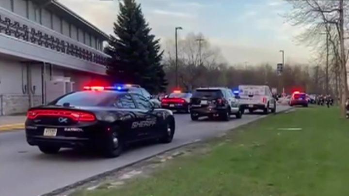 Стрельба в США: 7 пострадавших