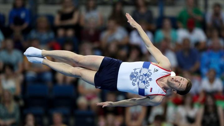 Россияне выиграли медальный зачет чемпионата Европы по прыжкам на батуте