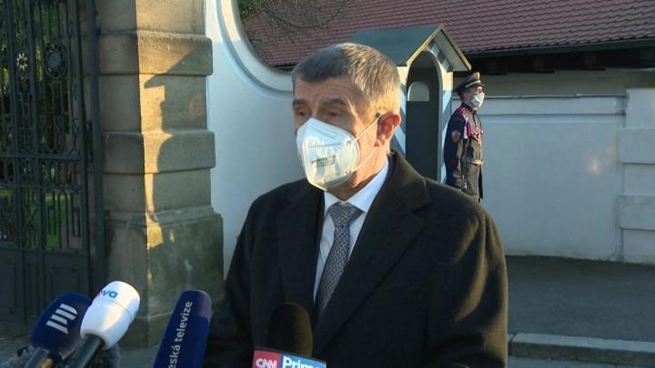 Премьер Чехии убедил министра юстиции в одной версии взрывов во Врбетице