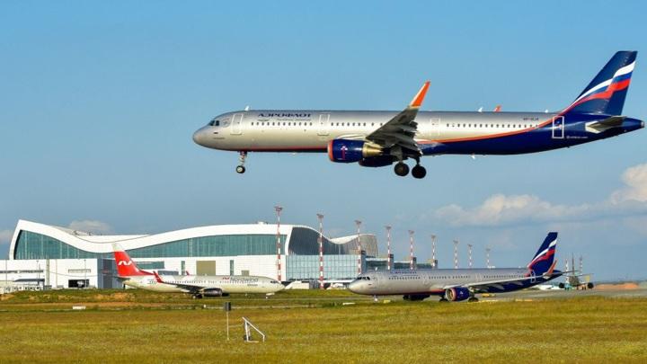 Аэропорт Симферополя обслужил первый миллион пассажиров в 2021 году
