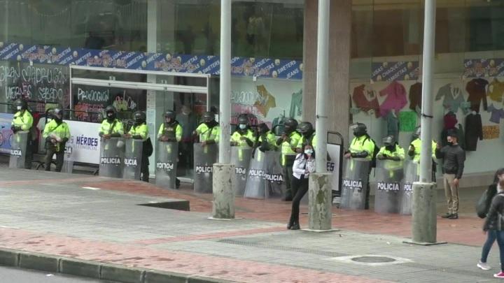 Колумбийцы протестуют против налоговой реформы: погибли 19 человек