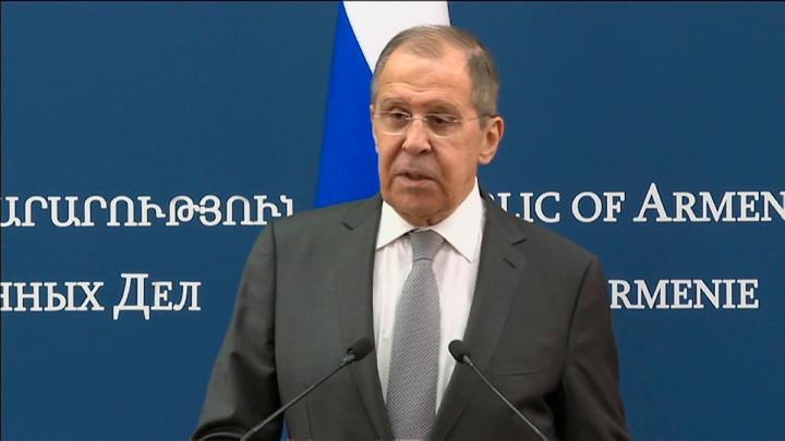 Лавров пригрозил Западу ответом на новые санкции