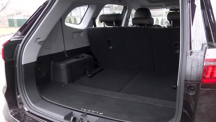 Не перегрузи: машину по багажнику выбирают