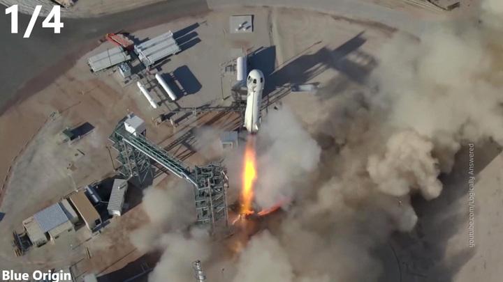 Как тебе такое, Илон Маск: Безос выставил на аукцион билет в космос