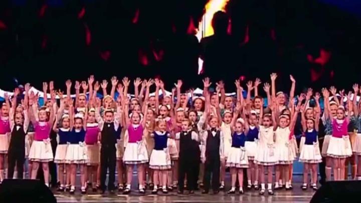 Большой детский хор ВГТРК – Журавли