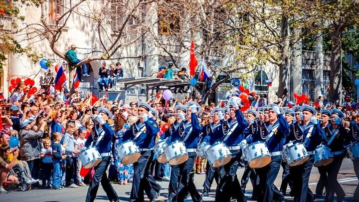 Севастополь. Парад Победы /pixabay.com/