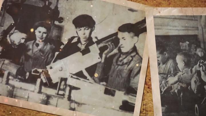 Стоять у станка как под огнем: героический трудовой подвиг детей Ижевска