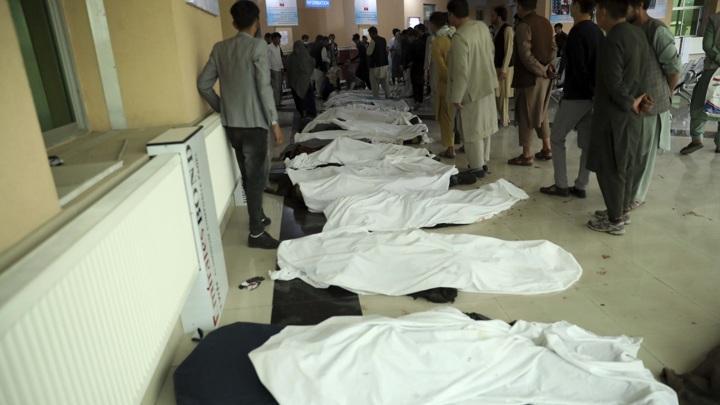 Взрывы у школы в Кабуле: число жертв увеличилось до 55
