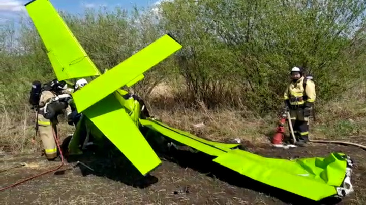 Стали известны подробности авиационного инцидента в Татарстане