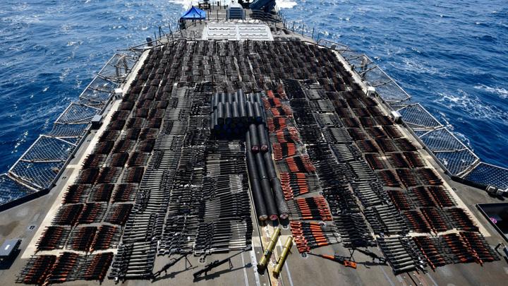 Фото: 5-й флот США