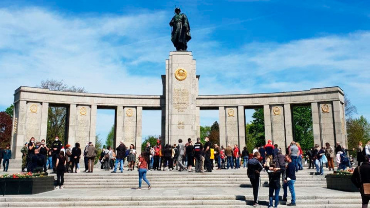 Фото: facebook.com/RusBotschaft
