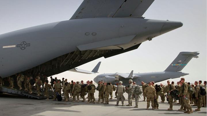 США могут перебросить войска из Афганистана ближе к границам России