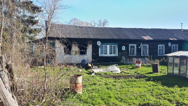 Жертвами пожара в Тверской области стали два ребенка
