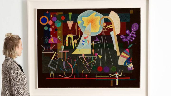 Картину Кандинского выставили на торги Sotheby's за $25-35 млн
