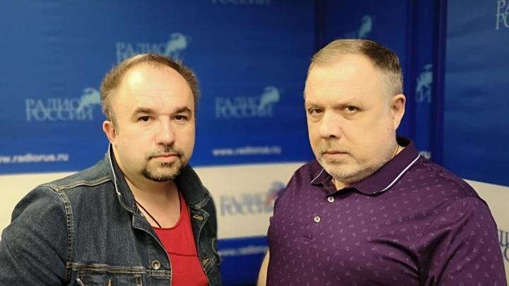 Дмитрий Чернов и Игорь Шатров