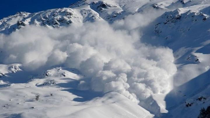 В горах Кабардино-Балкарии повышенная лавиноопасность