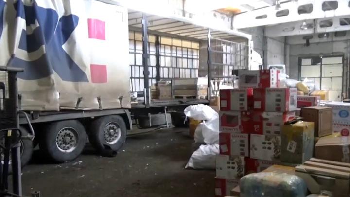 Тюменские таможенники обнаружили контрафакт на 4,5 млн рублей