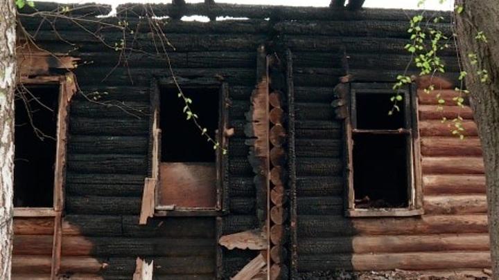 Тарусский район оказался лидером по числу пожаров
