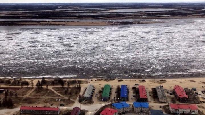 Ледовая обстановка в Ненецком округе не вызывает опасений