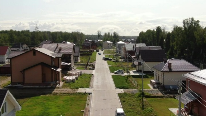 В России резко вырос спрос на загородную недвижимость