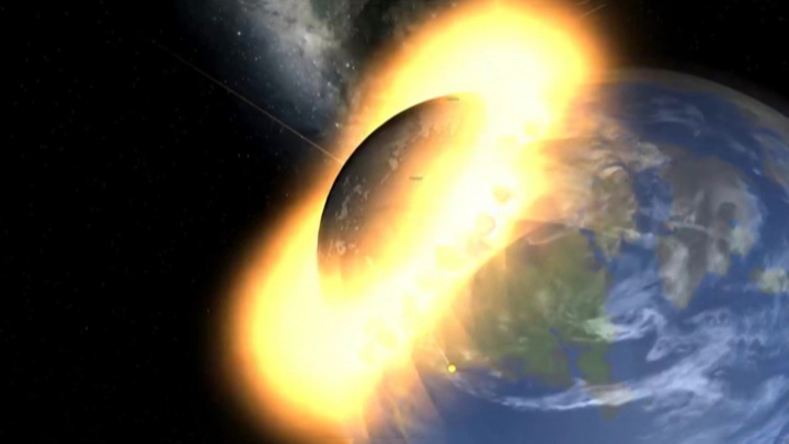 В недрах Земли нашли древнюю планету