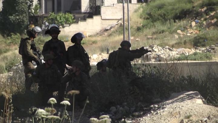 Израиль: бои со спецназом и попытки линчевания