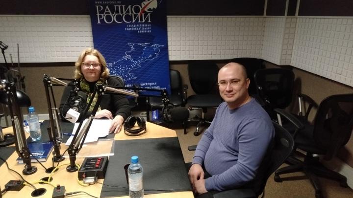 Ольга Копылова и Иван Сиротин