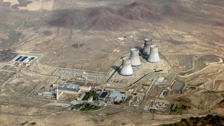 Приостановлена работа Мецаморской АЭС