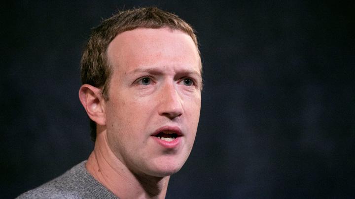 Цукерберг давал добро на слив данных пользователей Facebook