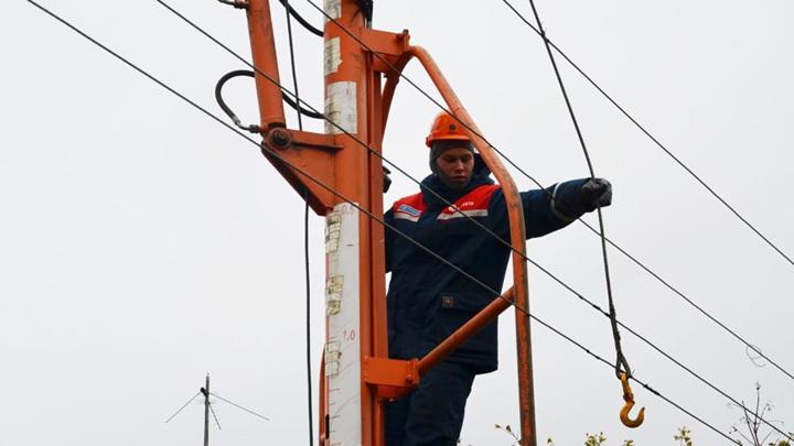 Восстановлено электроснабжение в Костромской области
