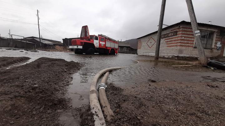 Хабаровский край: подтопления еще есть, МЧС продолжает дежурить