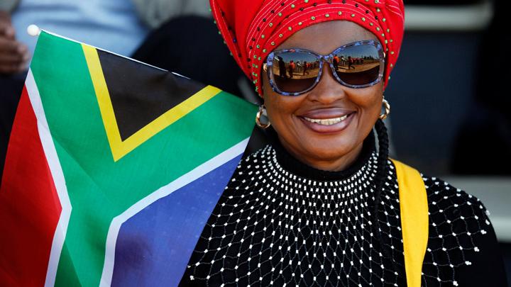 В ЮАР женщинам хотят разрешить иметь несколько мужей одновременно