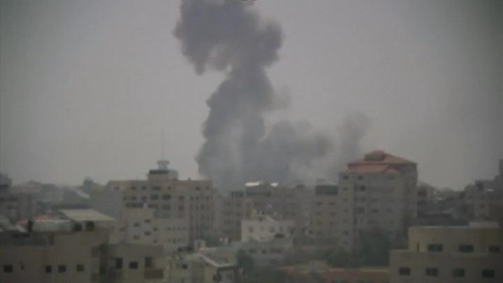 Радикалы из сектора Газа за неделю выпустили более 3 тысяч ракет