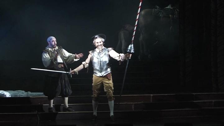 """Опера Жюля Массне """"Дон Кихот"""" впервые прозвучала в Уфе"""